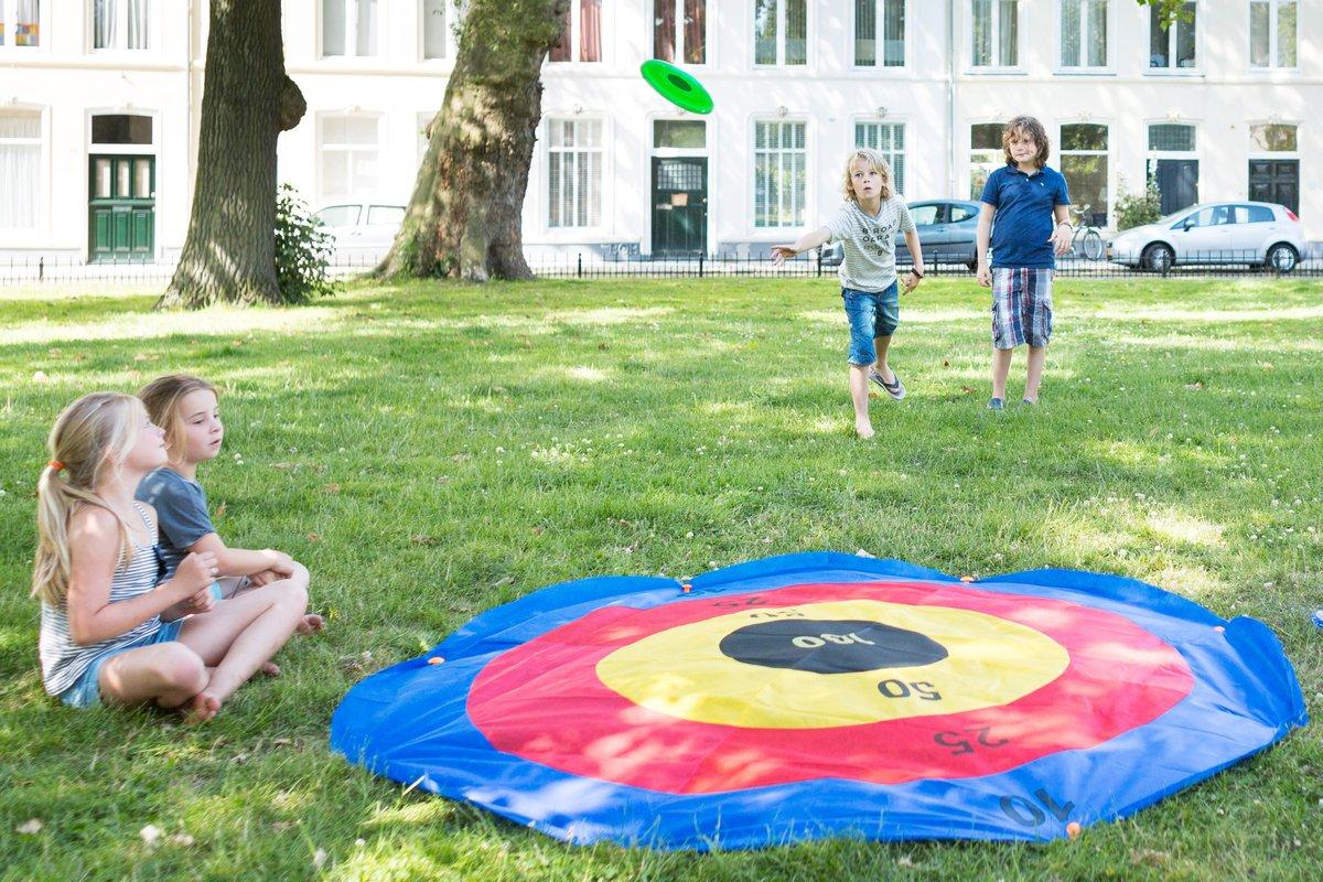 verhuur frisbee spel